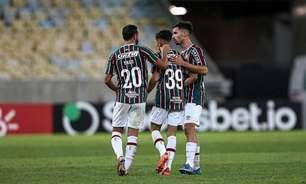 Jogadores do Fluminense celebram classificação na Copa do Brasil: 'Só me torno fracassado quando paro de lutar'