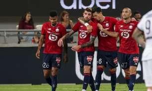 Sem Neymar e Mbappé, PSG perde na Supercopa da França