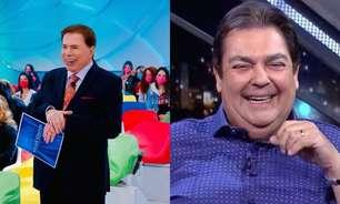 """""""Perdeu o emprego e está na rua da amargura"""", diz Silvio Santos sobre Faustão na Band"""
