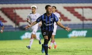 São Paulo tem interesse na contratação do atacante uruguaio Ignácio Ramírez