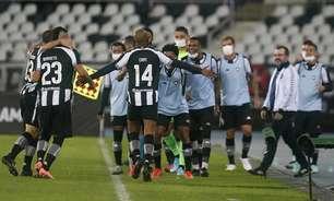Após vitória sobre o Vasco, Botafogo tem quatro jogadores na seleção da rodada da Série B