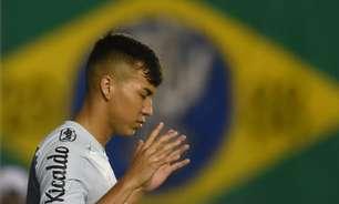 Presidente diz que Santos não tinha como segurar Kaio Jorge