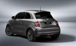 Fiat 500e é lançado no Brasil; carro elétrico tem autonomia de 320km