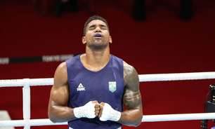 Pugilista cubano vence Abner Teixeira, que conquista bronze