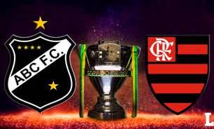 ABC x Flamengo: prováveis times, desfalques, onde assistir e palpites