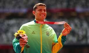 """Braz vê """"bronze com gosto de ouro"""" e lembra apoio de Neymar"""