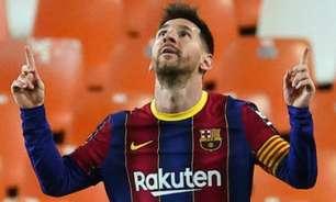 Barcelona anuncia saída de Messi após problemas na renovação de contrato