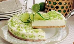 Receitas de torta de limão que vão te deixar com água na boca