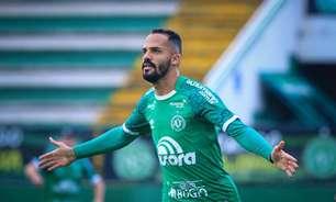 Anselmo Ramon garante a primeira vitória da Chapecoense no Brasileirão e quer seguir crescendo com o time