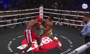Belfort derrota Holyfield por nocaute técnico, e Anderson Silva dá show de Boxe contra Tito Ortiz