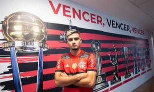 Flamengo está escalado para enfrentar o Palmeiras; veja o time titular e onde assistir