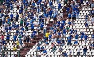 Cruzeiro inicia vendas de ingressos para o duelo contra o Operário-PR