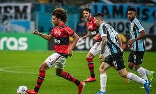 Flamengo x Grêmio: saiba onde assistir, prováveis times e desfalques