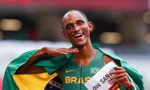 Alison dos Santos encerra a sua temporada com ouro na Suíça