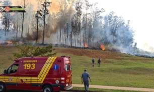 Queda de aeronave deixa sete mortos em Piracicaba