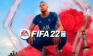 FIFA 22 já está disponível para teste no EA Play