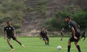 Base do Botafogo começará a utilizar campos do CT para treinos pontuais