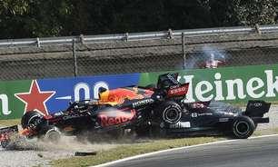 Hamilton procura especialista para pescoço após acidente