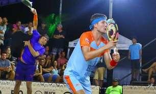 Copa do Mundo de Beach Tennis terá maior cobertura televisiva