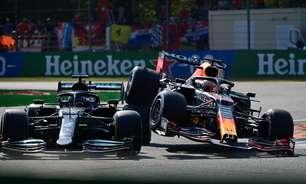A guerra de nervos entre Hamilton e Verstappen na F1