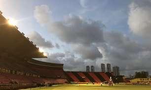 Sport vive marca negativa na Ilha do Retiro