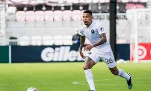 Capitão do Inter Miami, Gregore, ex-Bahia, celebra boa fase nos Estados Unidos