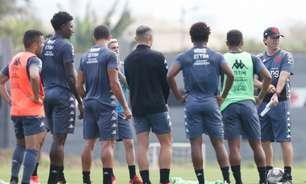 Vasco está escalado para enfrentar o CRB pela Série B do Brasileirão; veja o time titular e onde assistir