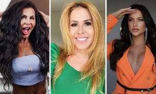 O antes e depois dos famosos que fizeram harmonização facial