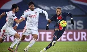 PSG x Lyon: onde assistir, horário e escalações do jogo do Campeonato Francês