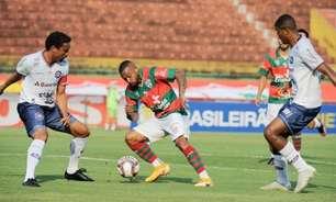 Em jogo dramático e decidido nos pênaltis, Portuguesa é eliminada pelo Caxias na Série D