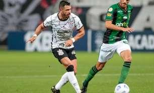 Mancini projeta postura diferente do América-MG contra o São Paulo: 'importante é a evolução do time'