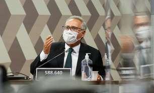 Renan admite divergências, mas diz que manterá acusações
