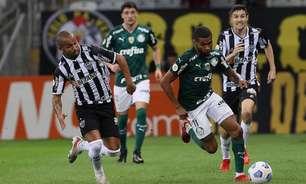 Palmeiras x Atlético-MG: confira as prováveis escalações e onde assistir à semifinal da Libertadores