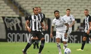 Ceará vive jejum de vitórias no Campeonato Brasileiro