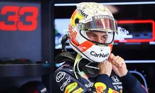 """Red Bull diz que troca de motor de Verstappen em Sóchi """"vai depender do sábado"""""""