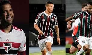 Desempenho de Samuel Xavier e pouco espaço para Calegari explicam busca do Fluminense por Daniel Alves