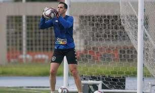Botafogo informa casos de lesionados: Gatito treina há duas semanas; Ronald e Hugo iniciam transição