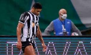 Hulk perde pênalti, e Palmeiras e Atlético-MG ficam no 0 a 0
