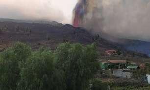 Vulcão em erupção nas Canárias: o cenário 'desolador' enfrentado por moradores afetados pelo Cumbre Vieja