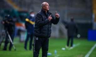 Felipão ajusta o sistema defensivo e faz Grêmio reagir no Brasileirão