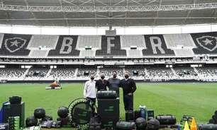 Botafogo acerta com a Kallango para fornecimento de material de performance aos jogadores