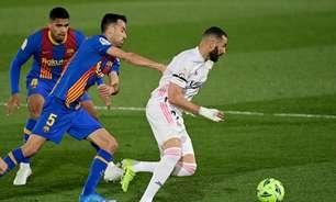 ElClásico tem data definida: La Liga anuncia dia e horário de Barcelona x Real Madrid