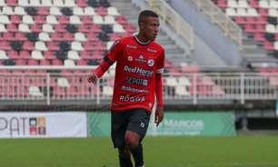 André Rosa comemora titularidade no Joinville na Copa SC em seu retorno ao clube