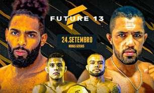 Com cinturões em disputa, Future FC MMA realiza 13ª edição nesta sexta-feira (24); veja os detalhes