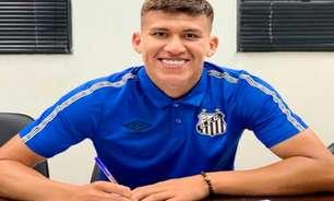 Santos contrata jovem zagueiro boliviano que estava no Palmeiras