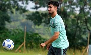 Fluminense tem três pendurados e dois retornos contra o Red Bull Bragantino