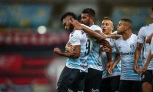 Grêmio pode deixar o Z-4 do Campeonato Brasileiro; veja o cenário