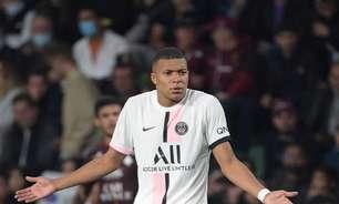 Manchester City busca contratação de Mbappé a qualquer preço