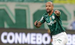 Felipe Melo quer manter invencibilidade no Derby