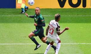 Em jogo com reta final eletrizante, América-MG e Flamengo empatam no Independência